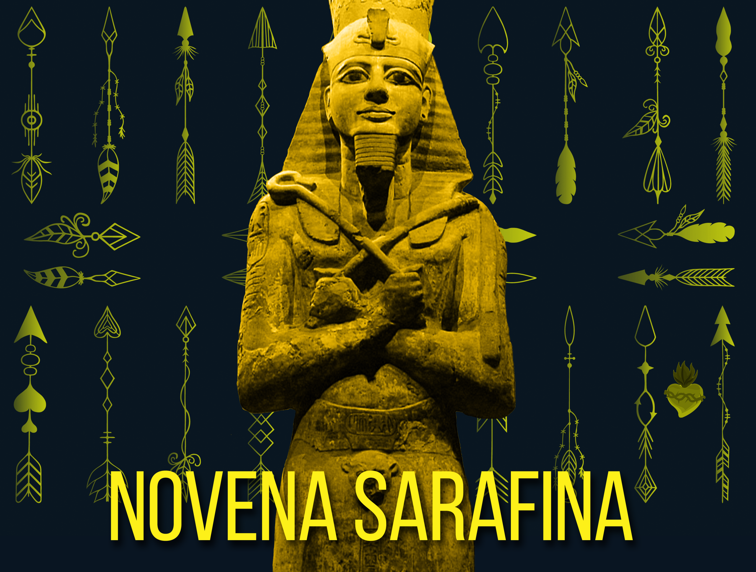 Novena Sarafina! The first song on Farmers & Artists